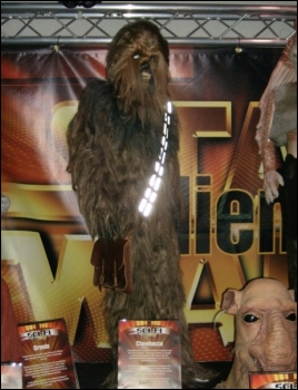 Space Port Liverpool : Chewbacca