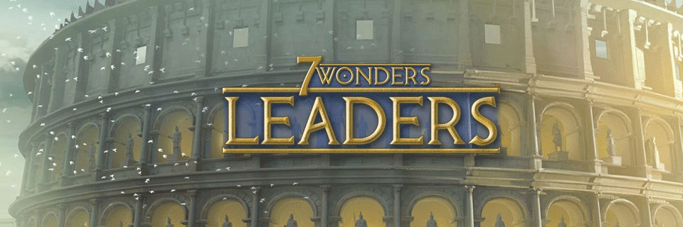 7 Wonders Leaders - Titre