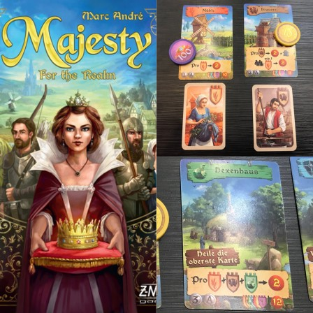 Essen 2017 - Majesty for the Realm