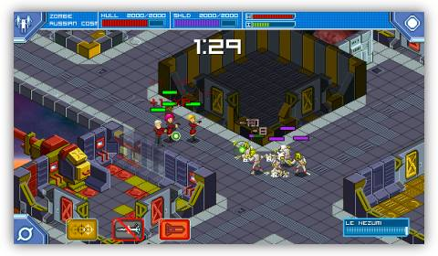 Star Command - Team fight!