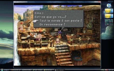 Final Fantasy 9 : Chez Eiko