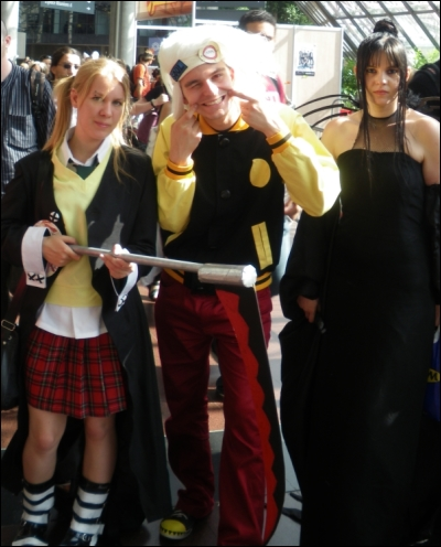 Japan Expo 2009 - Cosplay de Soul Eater