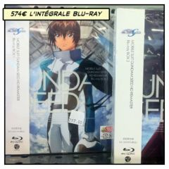 Japan Expo 2012 -  Gundam Seed Blu-ray a 574euros