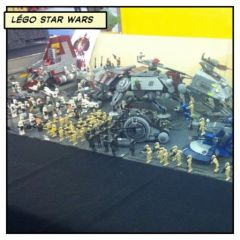 Japan Expo 2012 -  Légo Star wars