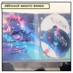 Japan Expo 2012 -  Makuto Shinkai dédicace