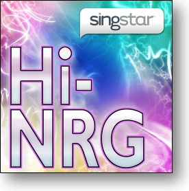 Singstar Hi-NRG Pack Song