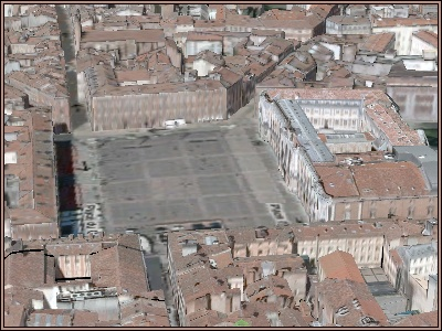 Live Earth: Toulouse: la place du capitole
